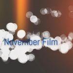 [2016年]11月に観たい10本の映画。